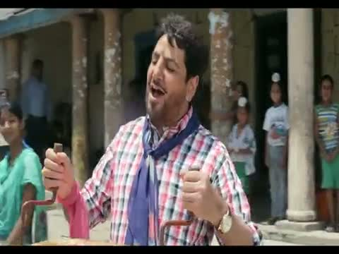 Pind Di Hawa  Gurdas Maan  Official Music Video