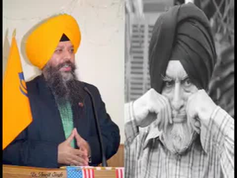 Dr. Amarjit SINGH _ Butcher KP Gill  on Radio India