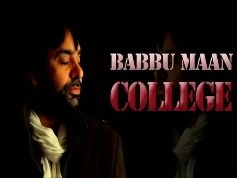 College - Babbu Maan - Exclusive - Live Brand New Punjabi Songs 2014