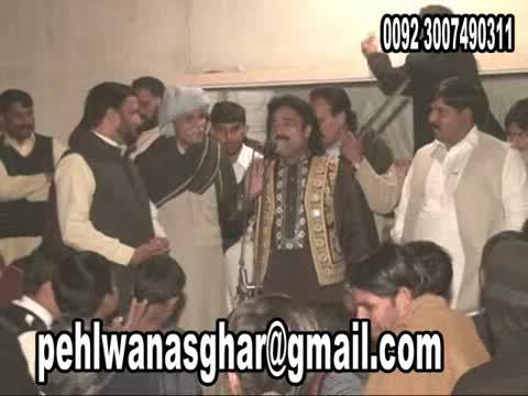 old punjabi bolian singars younas tedi kumhar,malak mustfa and asghar pehlwan rehmani,0092 312 7490311