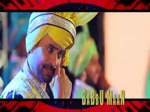 Aah Chak 2014 - Babbu Maan - Teaser