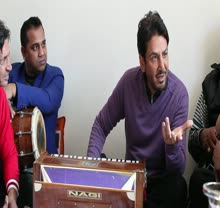 Kithe Tu Vi Kalla Sochi Ve _ Behind The Scenes _ Studio Session _ Gurdas Maan