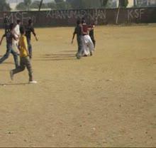 Basera children football match with mustafai children