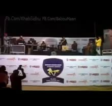 Kabaddi Wali Body Babbu Maan New Punjabi Song 2014 Live