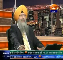 SOS 06 27 2013 Part 1 Dr Amarjit Singh on Dal Khalsa Strategy