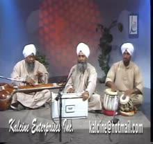 Bhai Dilbagh, Gulbagh and Iqbal Singh present Raga Gunkali.wmv