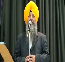 Dr Amarjit Singh on RAJ KAREGA KHALSA I   YouTube
